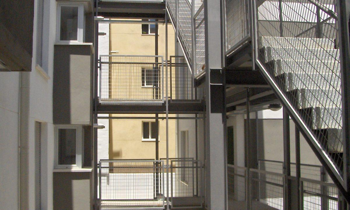 128 viviendas protecci n oficial vpo re granada espa a johansson arquitectos - Casas proteccion oficial ...