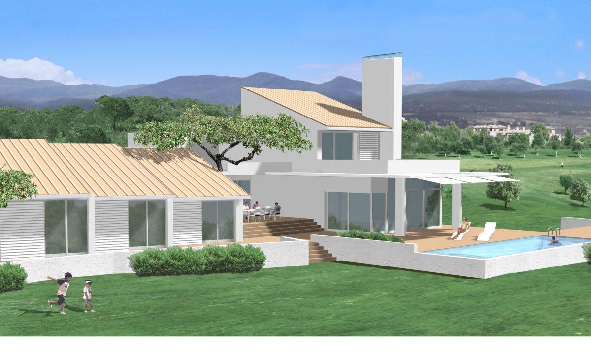 Vivienda unifamiliar sotogrande c diz johansson arquitectos for Arquitecto sotogrande